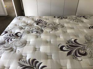 Urine Stain on a mattress
